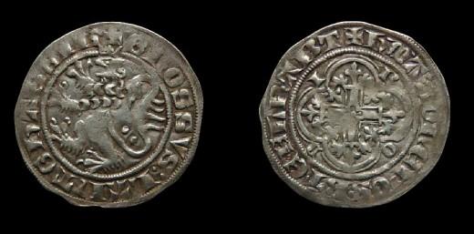 Hesseni groschen 1390 körül