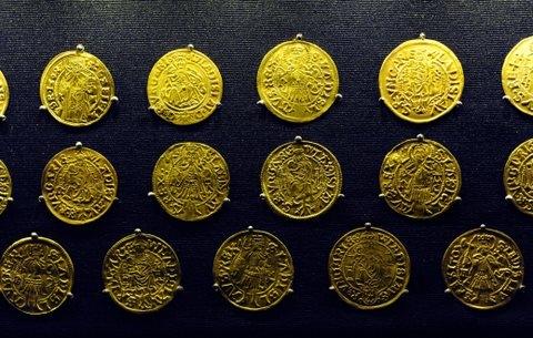 Kassai aranykincs a Nemzeti Múzeumban