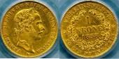 Ferenc József aranykorona 1858