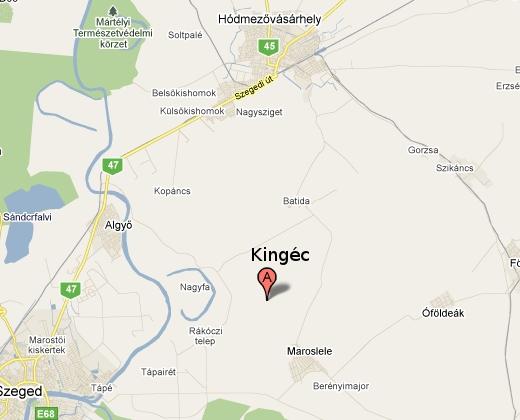 Kingéc