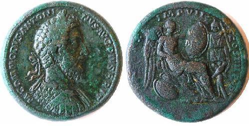 Commodus medallion