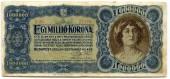 1 millió korona