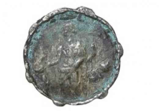 Római ezüstgyűrű (forrás: louthleader.co.uk)