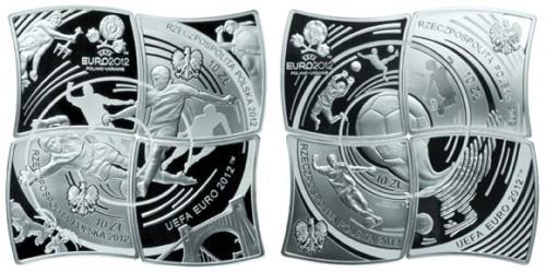10 zloty - EB 2012
