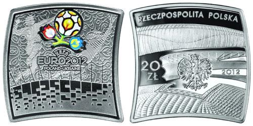 20 zloty - EB 2012