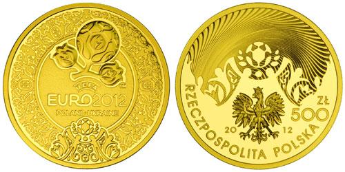 500 zloty - EB 2012