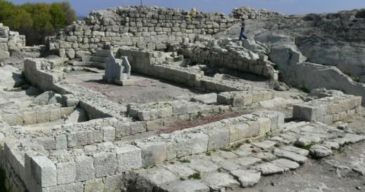 Perperikon ősi városa
