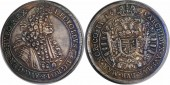 Lipót tallér 1691