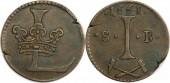 Selmecbánya bányapénz 1661