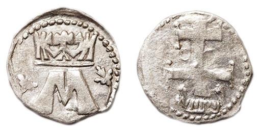 III.András denár