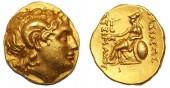 Lysimachos statér