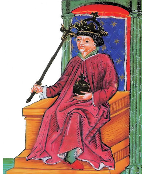 III.András a Thuróczy krónikában