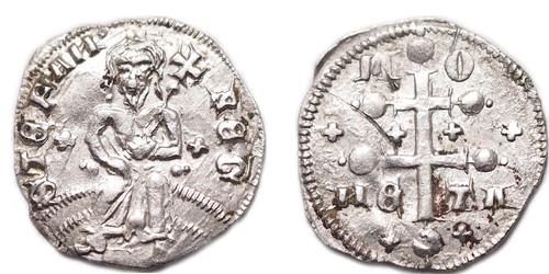 V.István denár, Huszár 342