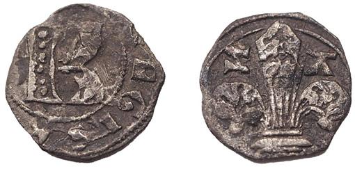 Károly Róbert obolus 1329-ből