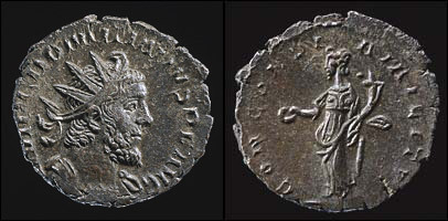 Domitianus antoniniusa