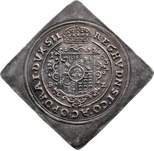 Bethlen Gábor (1613–1629) 3/4 tallércsegely, 1623, B–Z (Oppeln–Ratibor)