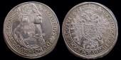 I. Lipót tallér 1663