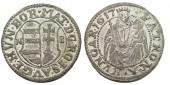 II.Mátyás denár 1614