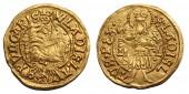 II.Ulászló aranyforint