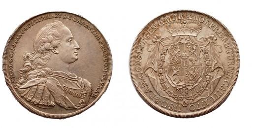 tallér 1770
