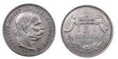 5 korona 1906