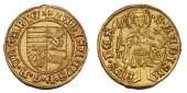 V.László aranyforint